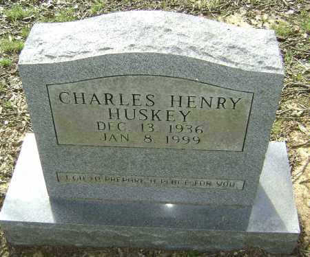 HUSKEY, CHARLES HENRY - Lawrence County, Arkansas | CHARLES HENRY HUSKEY - Arkansas Gravestone Photos