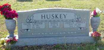 GARDNER HUSKEY, OLENE - Lawrence County, Arkansas | OLENE GARDNER HUSKEY - Arkansas Gravestone Photos