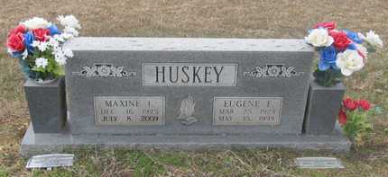 "HUSKEY, EUGENE EARL ""GENE"" - Lawrence County, Arkansas 