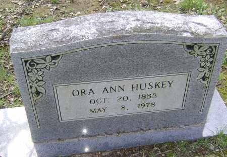 WILLMUTH HUSKEY, ORA ANN - Lawrence County, Arkansas | ORA ANN WILLMUTH HUSKEY - Arkansas Gravestone Photos