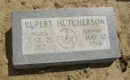 HUTCHERSON, RUPERT LEON - Lawrence County, Arkansas | RUPERT LEON HUTCHERSON - Arkansas Gravestone Photos