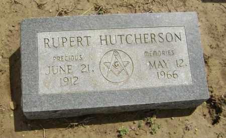 HUTCHERSON, RUPERT LEON - Lawrence County, Arkansas | RUPERT LEON HUTCHERSON - Arkansas Gravestone Photos