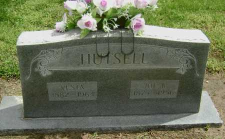 HUTSELL, VESTA - Lawrence County, Arkansas | VESTA HUTSELL - Arkansas Gravestone Photos