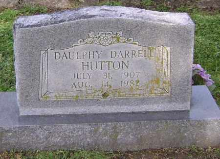 HUTTON, DAULPHY DARRELL - Lawrence County, Arkansas | DAULPHY DARRELL HUTTON - Arkansas Gravestone Photos