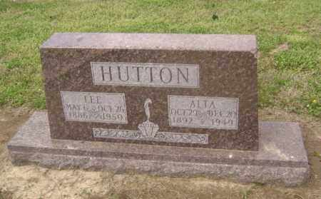 HUTTON, ALTA - Lawrence County, Arkansas | ALTA HUTTON - Arkansas Gravestone Photos