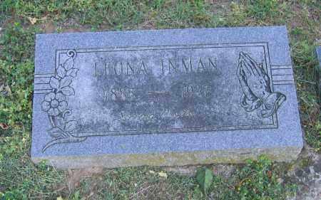 INMAN, LEONA - Lawrence County, Arkansas | LEONA INMAN - Arkansas Gravestone Photos