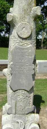 IVY, DEWEY - Lawrence County, Arkansas | DEWEY IVY - Arkansas Gravestone Photos