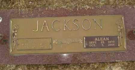 JACKSON, DOROTHY ALEAN - Lawrence County, Arkansas | DOROTHY ALEAN JACKSON - Arkansas Gravestone Photos