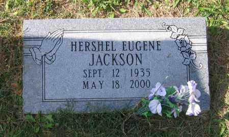 JACKSON, HERSHEL EUGENE - Lawrence County, Arkansas | HERSHEL EUGENE JACKSON - Arkansas Gravestone Photos
