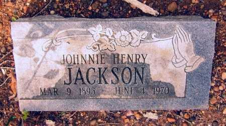 "JACKSON, JR., JOHN HENRY ""JOHNNIE"" - Lawrence County, Arkansas 