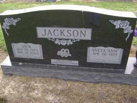 JACKSON, JACK - Lawrence County, Arkansas | JACK JACKSON - Arkansas Gravestone Photos