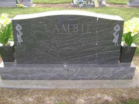 LAMBIE, MICHAEL GLEN - Lawrence County, Arkansas | MICHAEL GLEN LAMBIE - Arkansas Gravestone Photos