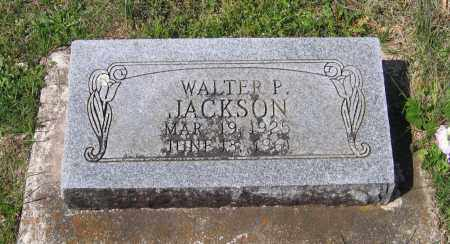 JACKSON, WALTER P. - Lawrence County, Arkansas | WALTER P. JACKSON - Arkansas Gravestone Photos