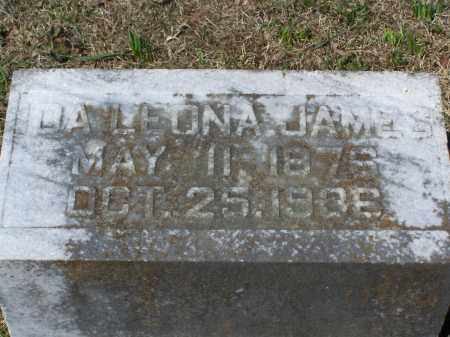 JAMES, IDA LEONA - Lawrence County, Arkansas | IDA LEONA JAMES - Arkansas Gravestone Photos