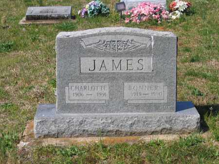 JAMES, WILLIAM BONNER - Lawrence County, Arkansas | WILLIAM BONNER JAMES - Arkansas Gravestone Photos