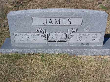 JAMES, TEMPERANCE ADELA - Lawrence County, Arkansas | TEMPERANCE ADELA JAMES - Arkansas Gravestone Photos