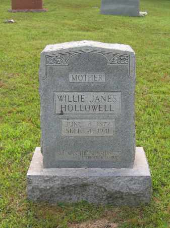 JANES, WILLIE - Lawrence County, Arkansas | WILLIE JANES - Arkansas Gravestone Photos