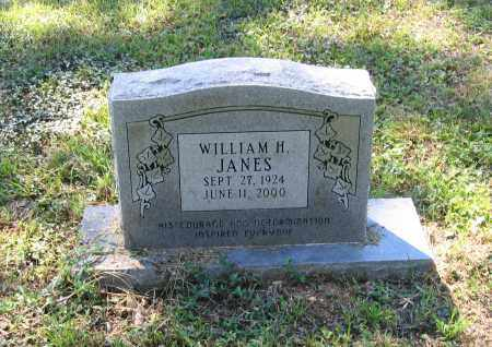 JANES, WILLIAM HOUSTON - Lawrence County, Arkansas | WILLIAM HOUSTON JANES - Arkansas Gravestone Photos