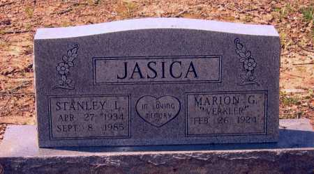 JASICA, STANLEY L - Lawrence County, Arkansas | STANLEY L JASICA - Arkansas Gravestone Photos