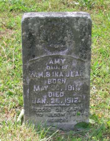 JEAN, MILDRED AMY - Lawrence County, Arkansas | MILDRED AMY JEAN - Arkansas Gravestone Photos