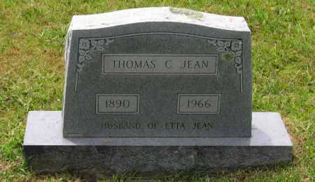 "JEAN, THOMAS CARLISLE ""CARL"" - Lawrence County, Arkansas 