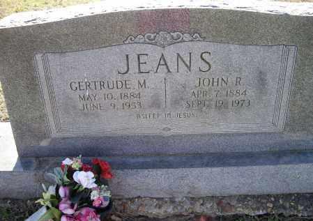 JEANS, JOHN ROBERT - Lawrence County, Arkansas   JOHN ROBERT JEANS - Arkansas Gravestone Photos