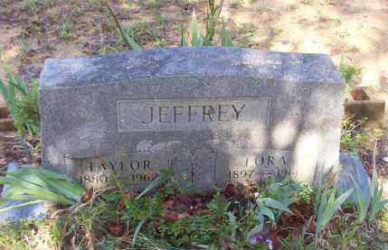 JEFFREY, LORA SMITH LAWSON - Lawrence County, Arkansas | LORA SMITH LAWSON JEFFREY - Arkansas Gravestone Photos