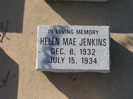 JENKINS, HELEN MAE - Lawrence County, Arkansas | HELEN MAE JENKINS - Arkansas Gravestone Photos