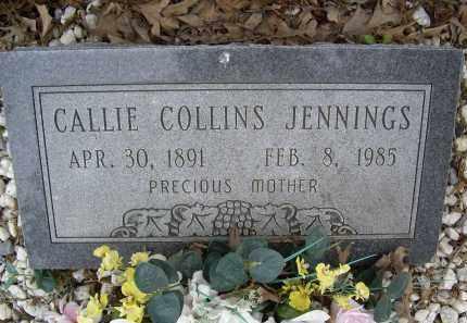 JENNINGS, CALLIE - Lawrence County, Arkansas | CALLIE JENNINGS - Arkansas Gravestone Photos