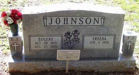 "JOHNSON, EUGENE ""GENE"" - Lawrence County, Arkansas 