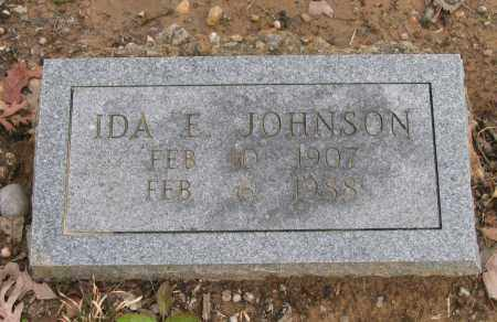 WEAVER JOHNSON, IDA EVELYN - Lawrence County, Arkansas | IDA EVELYN WEAVER JOHNSON - Arkansas Gravestone Photos