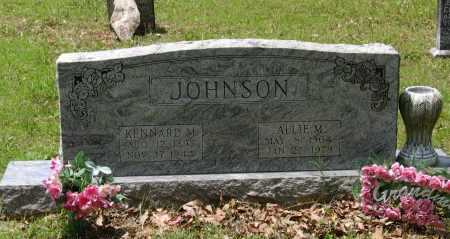 JOHNSON, ALLIE MAY - Lawrence County, Arkansas | ALLIE MAY JOHNSON - Arkansas Gravestone Photos