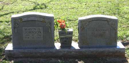 JOHNSON, OTTIE S. - Lawrence County, Arkansas | OTTIE S. JOHNSON - Arkansas Gravestone Photos