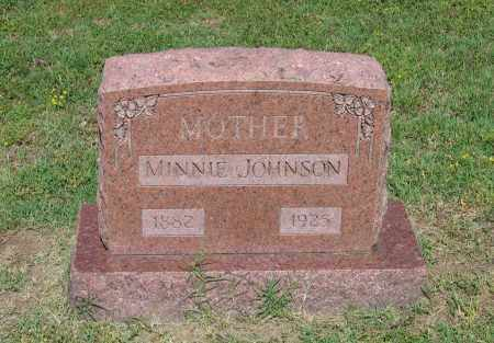 JOHNSON, MINNIE L. - Lawrence County, Arkansas | MINNIE L. JOHNSON - Arkansas Gravestone Photos