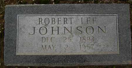 JOHNSON, ROBERT LEE - Lawrence County, Arkansas | ROBERT LEE JOHNSON - Arkansas Gravestone Photos