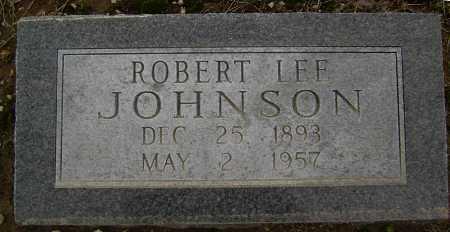 JOHNSON, ROBERT LEE - Lawrence County, Arkansas | ROBERT LEE JOHNSON - Arkansas Gravestone Photos