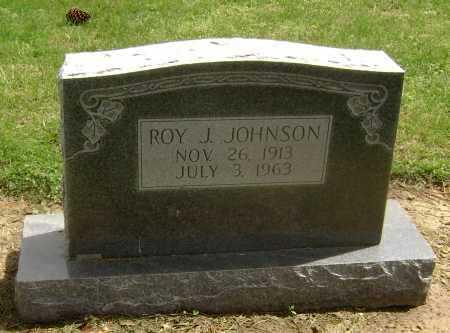 JOHNSON, ROY J. - Lawrence County, Arkansas | ROY J. JOHNSON - Arkansas Gravestone Photos