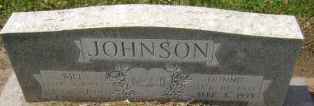 JOHNSON, DONNIE - Lawrence County, Arkansas | DONNIE JOHNSON - Arkansas Gravestone Photos