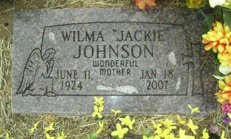 "JOHNSON, WILMA ""JACKIE"" - Lawrence County, Arkansas 