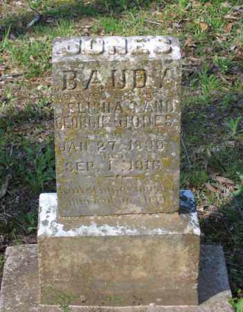 JONES, BAUDY - Lawrence County, Arkansas | BAUDY JONES - Arkansas Gravestone Photos