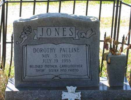 JONES, DOROTHY PAULINE - Lawrence County, Arkansas | DOROTHY PAULINE JONES - Arkansas Gravestone Photos