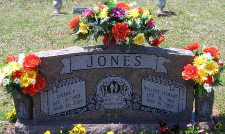 STEWART JONES, WILLENE OPAL - Lawrence County, Arkansas | WILLENE OPAL STEWART JONES - Arkansas Gravestone Photos