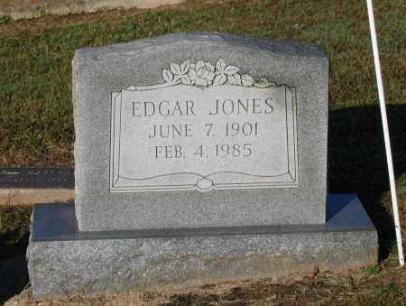 JONES, EDGAR - Lawrence County, Arkansas | EDGAR JONES - Arkansas Gravestone Photos