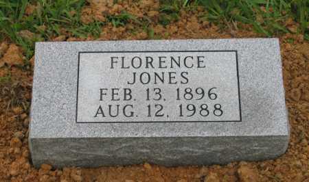 BOATENHAMMER JONES, FLORENCE ELEANOR - Lawrence County, Arkansas | FLORENCE ELEANOR BOATENHAMMER JONES - Arkansas Gravestone Photos