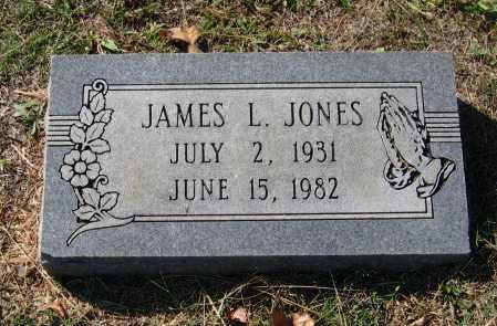 JONES, JAMES LLOYD - Lawrence County, Arkansas | JAMES LLOYD JONES - Arkansas Gravestone Photos
