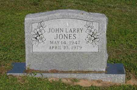 JONES, JOHN LARRY - Lawrence County, Arkansas | JOHN LARRY JONES - Arkansas Gravestone Photos