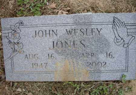 JONES, JOHN WESLEY - Lawrence County, Arkansas | JOHN WESLEY JONES - Arkansas Gravestone Photos