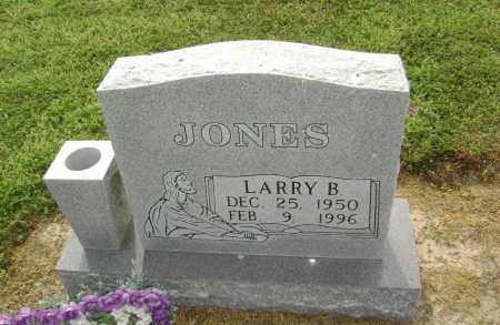 JONES, LARRY B. - Lawrence County, Arkansas | LARRY B. JONES - Arkansas Gravestone Photos