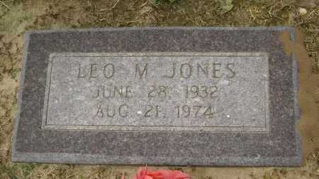 JONES, LEO MILLARD - Lawrence County, Arkansas | LEO MILLARD JONES - Arkansas Gravestone Photos