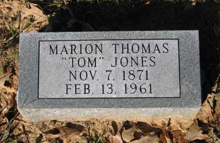 "JONES, MARION THOMAS ""TOM"" - Lawrence County, Arkansas 